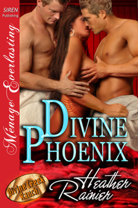 Divine Phoenix by Heather Rainier