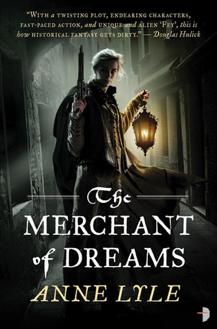The Merchant of Dreams (Night's Masque #2)