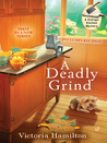 A Deadly Grind (A Vintage Kitchen Mystery #1)