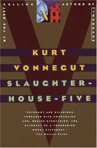SLAUGHTERHOUSE-FIVE by Kurt Vonnegut Essay Topics Style of the by ...