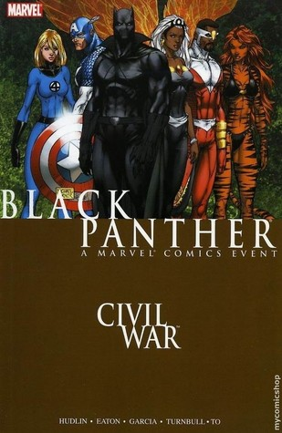 Civil War by Reginald Hudlin