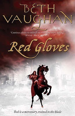 Red Gloves by Elizabeth Vaughan
