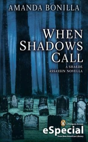 When Shadows Call by Amanda Bonilla