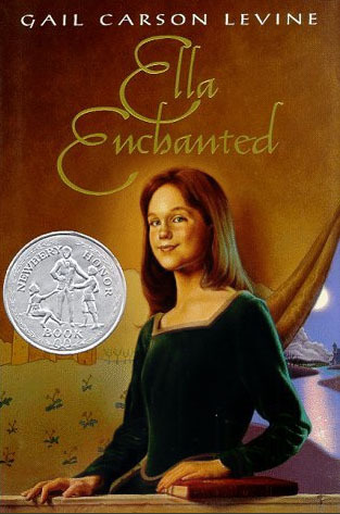 Ella Enchanted by Gail Carson Levine