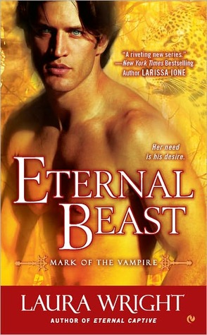 Eternal Beast (Mark of the Vampire, #4)