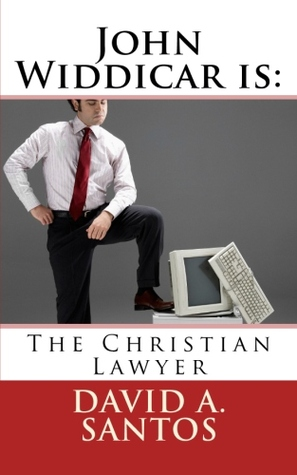 John Widdicar is The Christian Lawyer