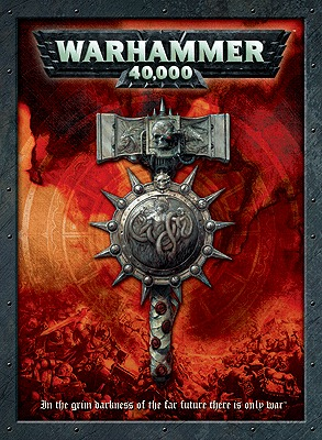 Warhammer 40,000 Rulebook by Games Workshop