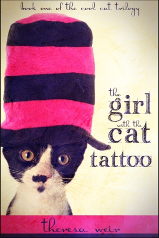 Girl with the Cat Tattoo by Theresa Weir