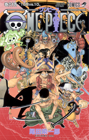 One Piece 64 by Eiichiro Oda