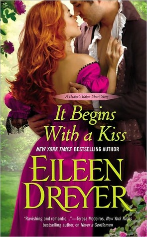 It Begins with a Kiss by Eileen Dreyer