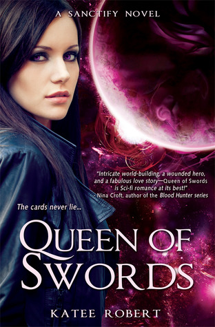 Queen of Swords (Sanctify #1)