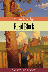 Road Block by Yolanda Ridge