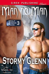 Man to Man by Stormy Glenn