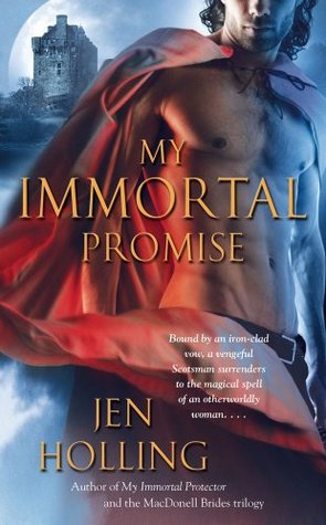My Immortal Promise by Jen Holling