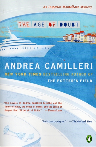 The Age of Doubt (Inspector Montalbano, #14)