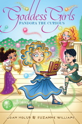 Pandora the Curious by Joan Holub
