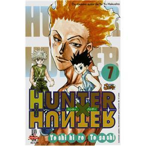 Hunter x Hunter, Vol. 07 (Hunter x Hunter, #7)