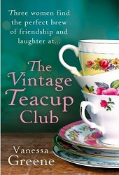 Vintage Tea Club Book Cover