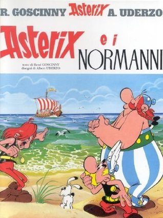Asterix e i Normanni by René Goscinny
