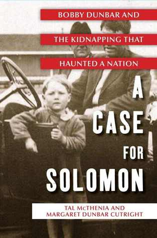 A Case for Solomon by Tal McThenia