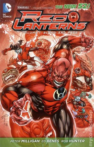 Red Lanterns, Vol. 1 by Peter Milligan