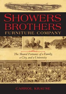Showers Brothers Furniture Company by Carrol Ann Krause