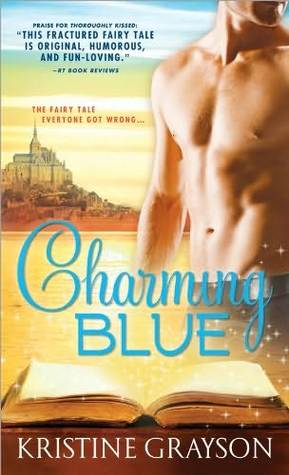 Charming Blue by Kristine Grayson