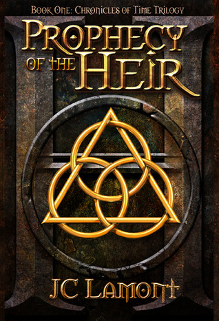 Prophecy of the Heir by J.C. Lamont