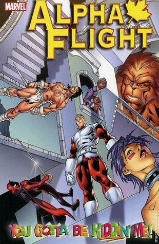 Alpha Flight, Vol. 1 by Scott Lobdell