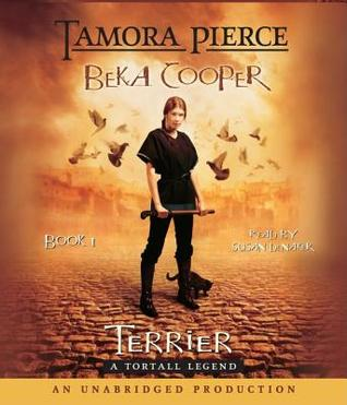 Terrier by Tamora Pierce