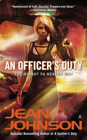 An Officer's Duty by Jean Johnson