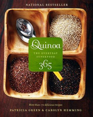 Quinoa 365 by Patricia Green