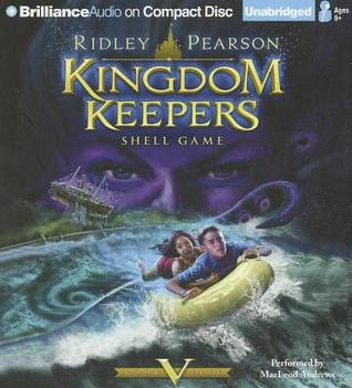 Kingdom Keepers V by Ridley Pearson