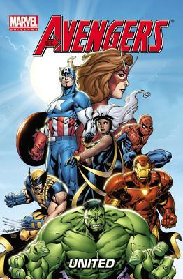 Marvel Universe Avengers by Paul Tobin