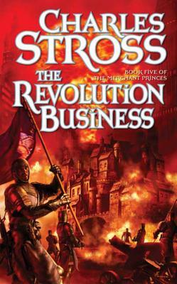 Revolution Business (Merchant Princes Series #5)