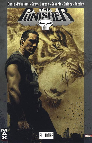 Punisher Max by Garth Ennis