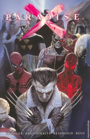 Paradise X, Vol. 2 by Alex Ross