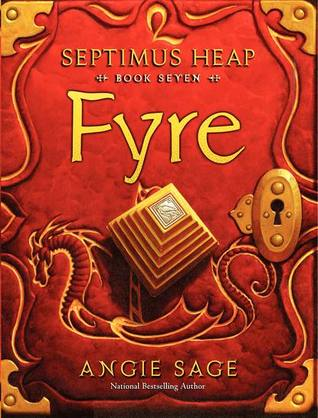 Fyre by Angie Sage
