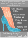 Fifty Shades of Blue - the trilogy by Michele Brenton