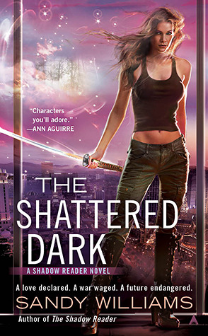 The Shattered Dark by Sandy Williams