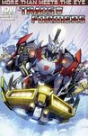 The Transformers: IDW More Than Meets The Eye (Vol.4)