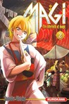 Magi: The Labyrinth of Magic, Volume 2