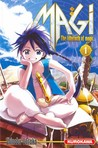 Magi: The Labyrinth of Magic, Volume 1