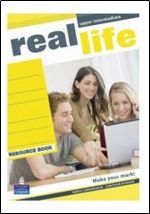 Real Life Upper-Intermediate Teacher's Resource Book by Longman