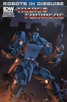 The Transformers: IDW Robots In Disguise (Vol.4)