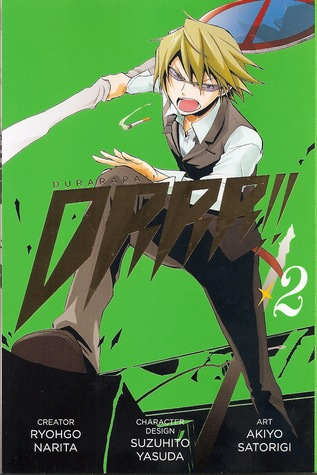 Manga Review: Durarara!! Volume 2