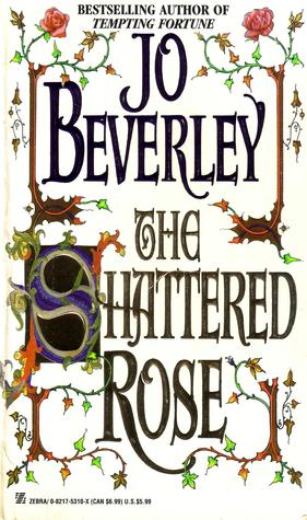 The Shattered Rose (Dark Champion, #3)