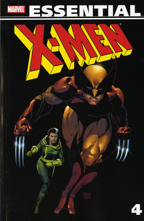 Essential X-Men, Vol. 4 (Marvel Essentials) by Chris Claremont