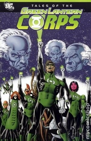 Tales of the Green Lantern Corps, Vol. 1 by Mike W. Barr
