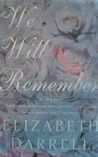 We Will Remember (Sheridans, #3)